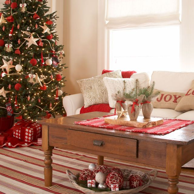 alluring christmas home decor 2017 fresh in modern fireplace decorating ideas - Christmas Decorations Ideas 2017