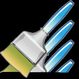 Brush Icon Design Art Icon Set Art Icon Design Art Icon Design