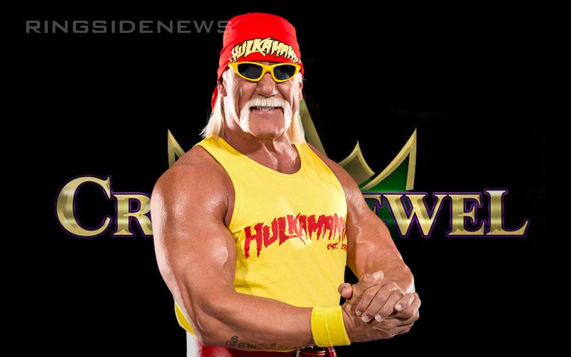 Hulk Hogan Confirms He Will Be At Wwe Crown Jewel In Saudi Arabia Hulk Hulk Hogan Hogan