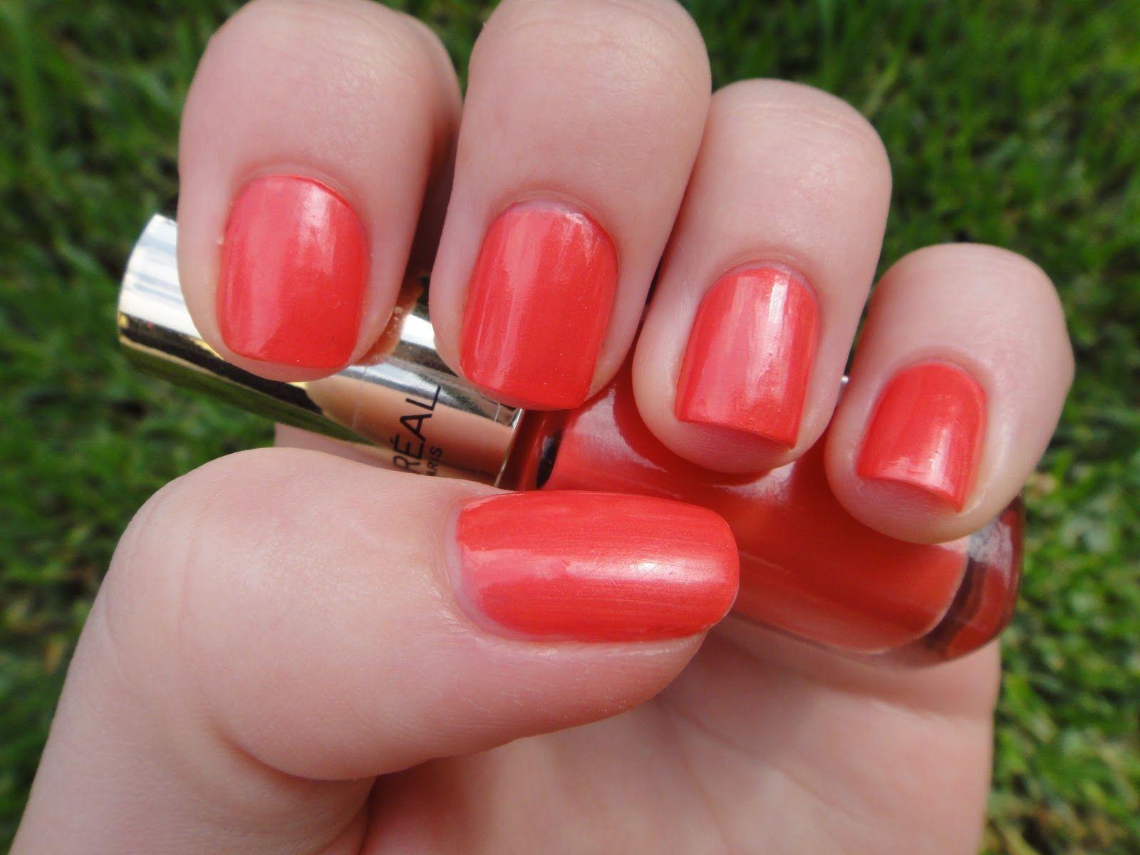 L Oreal Color Riche Dating Coral