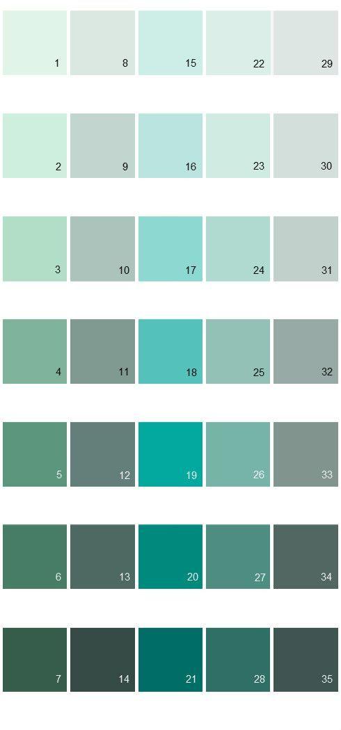 aqua or mint green swatch | Aqua paint, Aqua paint colors  |Aqua Green Color Paint