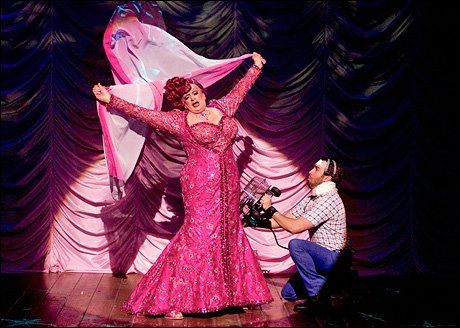 Harvey Fierstein In La Cage Aux Folles