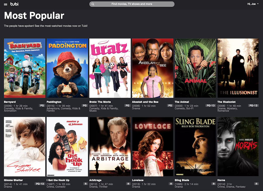 The 11 Best Free Streaming Sites - Reviews.com | Streaming movies free,  Streaming sites, Free online movie streaming