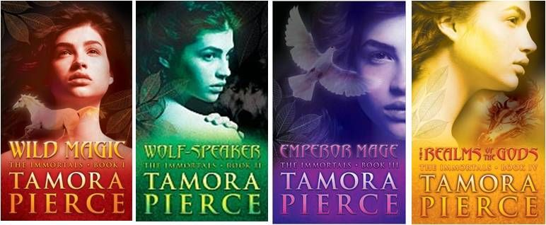 Fandom Friday-Tamora Pierce and Tortall » What a Nerd Girl Says