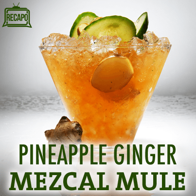 The Chew: Mezcal Mule, Chewdriver and Apple Pie Bellini Drink Recipes