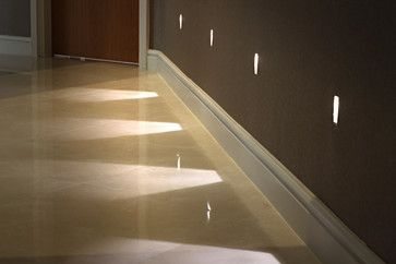 contemporary recessed lighting. Simple Lighting Contemporary HallWay Renovation  Contemporary Recessed Lighting  Manchester UK Asco Lights Ltd To Recessed Lighting I