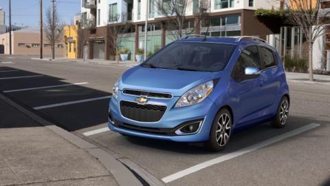 2014 Chevy Spark Fuel Efficient Cars Chevrolet Spark Chevrolet