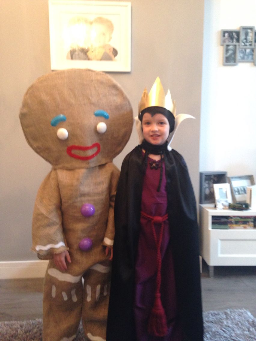 Kids fancy dress  sc 1 st  Pinterest & Traditional tales day at school..... Home made outfits | My crazy ...
