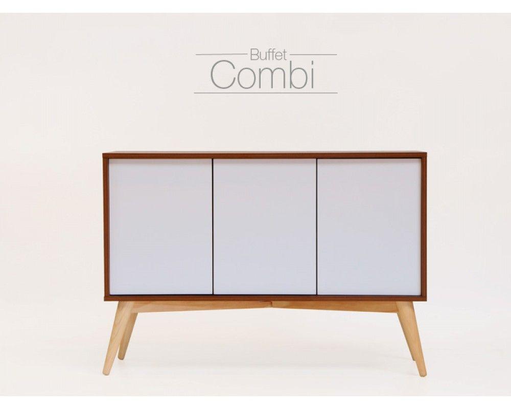 Buffet Combi Buffet C Moda Vitrina Pinterest Buffet  # Muebles Medular
