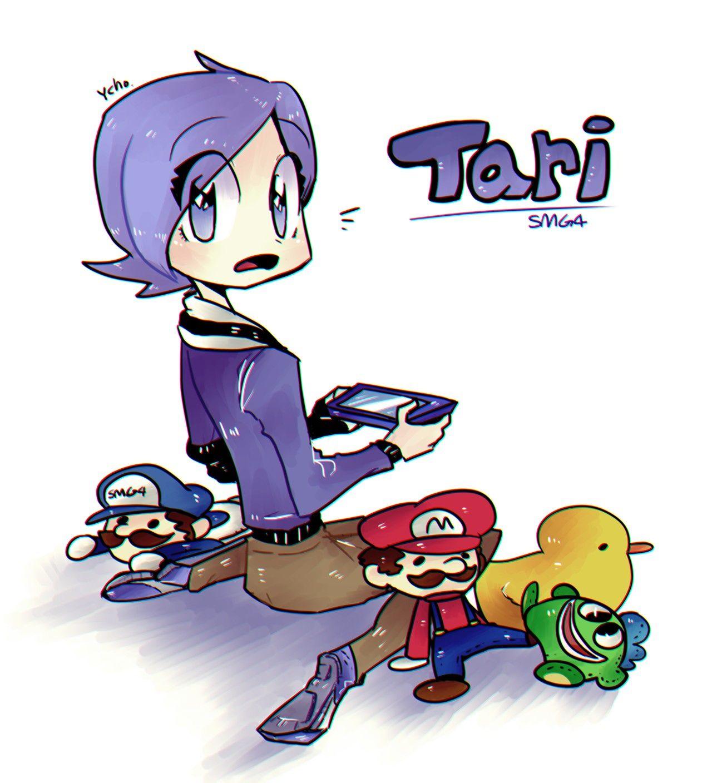 Pin by Jinx on Tari Fan art, Cartoon characters