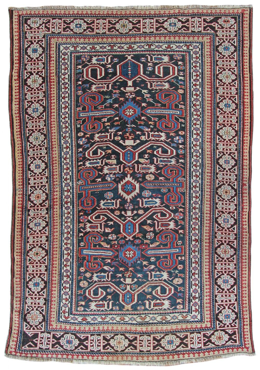 ANTIQUE PEREPEDIL RUG CAUCASUS | Rugs, Rugs on carpet ... Persian Pomegranate Trees For Sale