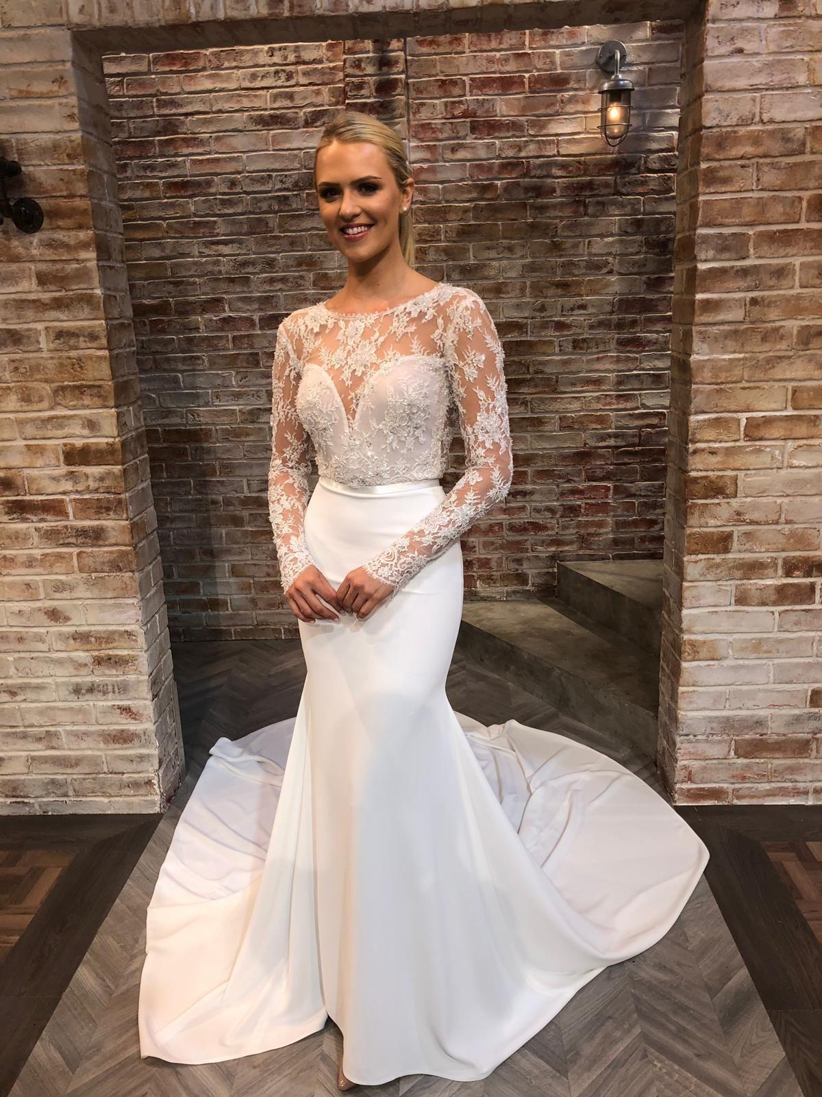 Ireland AM Wedding dresses, Mermaid wedding dress, Dresses