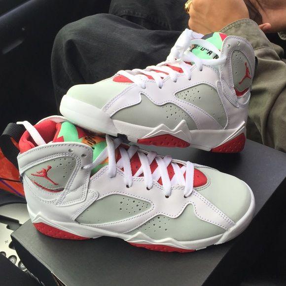 Jordan 7 Hare Air Jordan 7 hares, DEADSTOCK. Never worn comes with box, · Jordan  7Jordan ShoesShoe ...