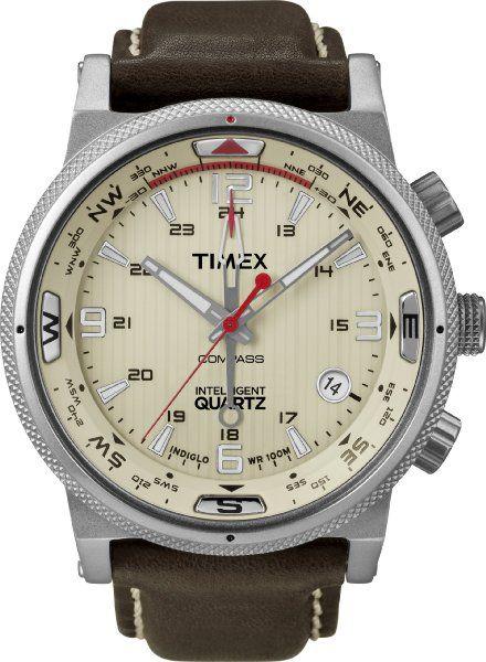 à vendre choisir officiel joli design Timex - T2N725D7 - Intelligent Quartz - Montre Homme ...