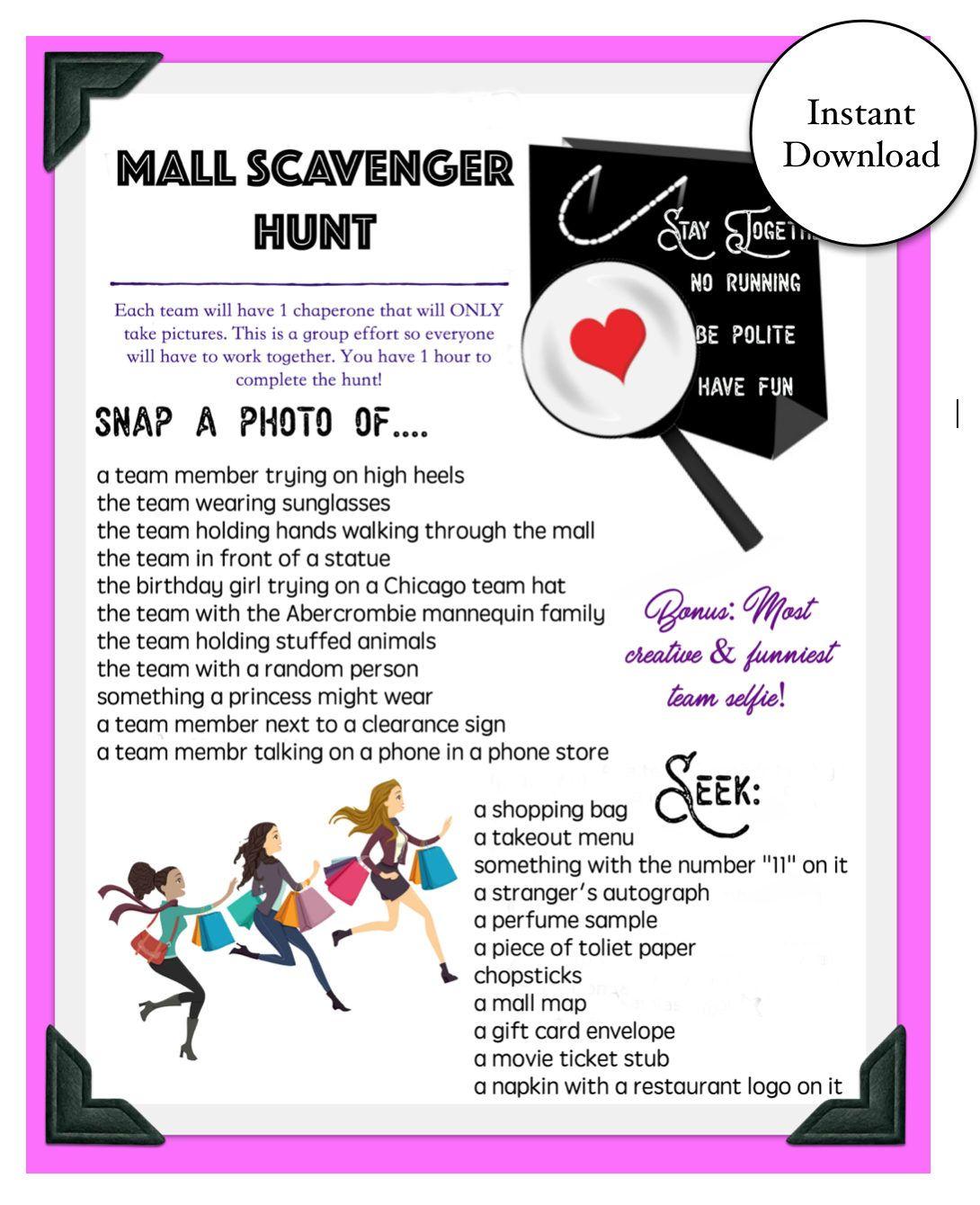 48++ Fun online scavenger hunt games info