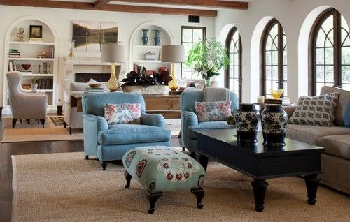 Two Seating Areas In One Room Family Living Rooms Large Living Room Living Room Designs