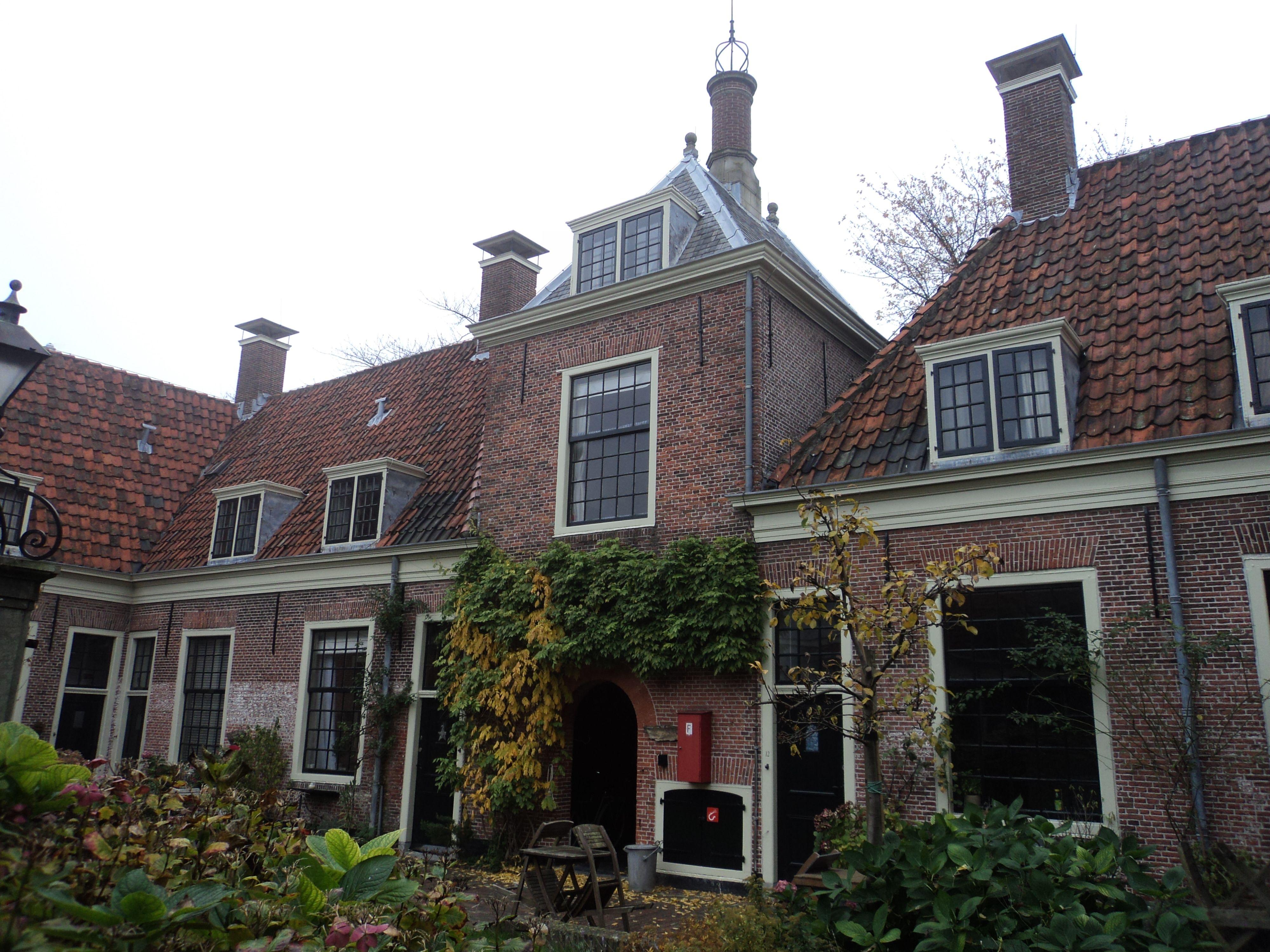 Little house in Leiden (Netherlands) | Houses - Leiden ...