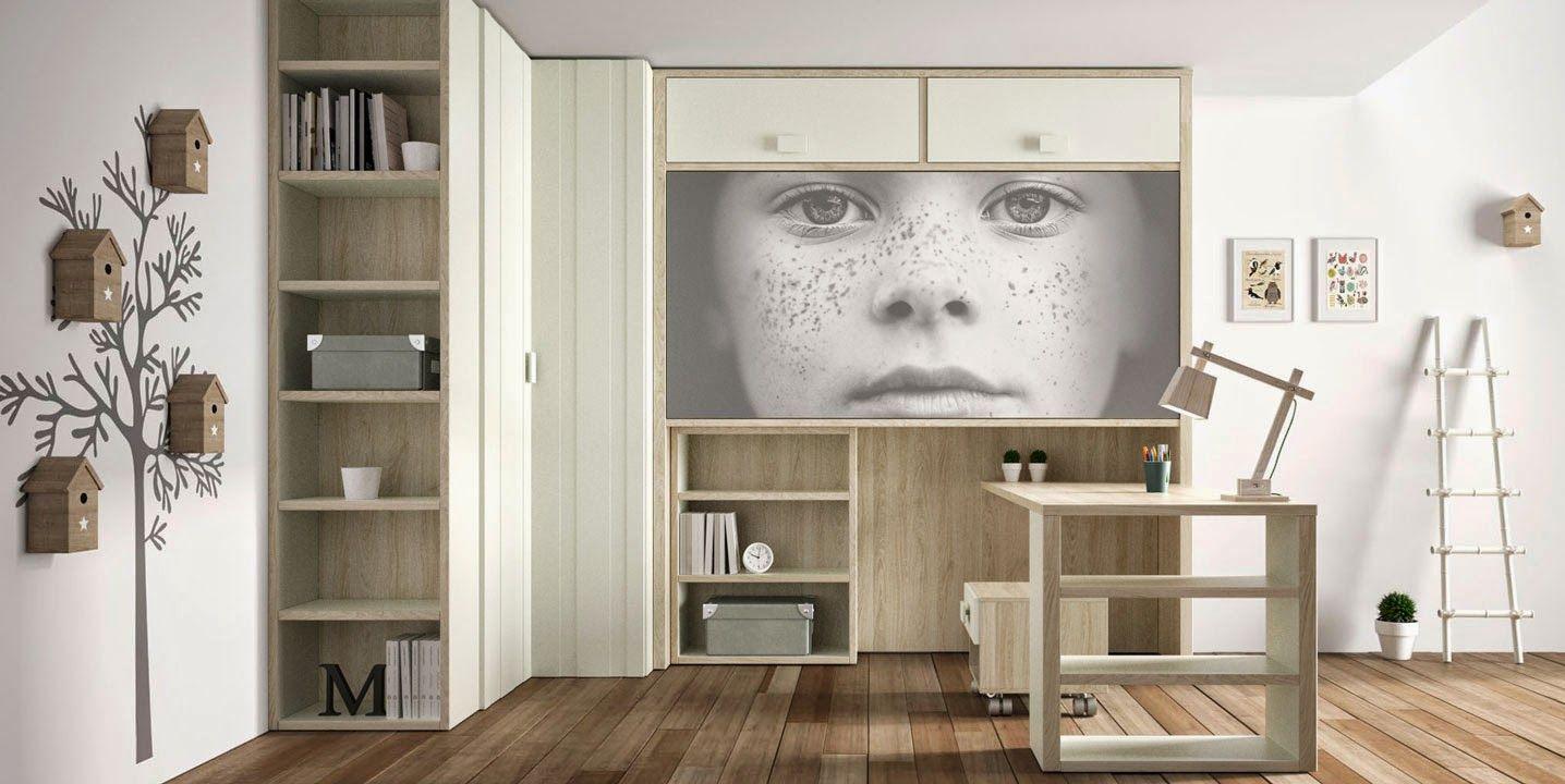 Dormitorios infantiles y juveniles para ni as ni os y for Ofertas de muebles juveniles