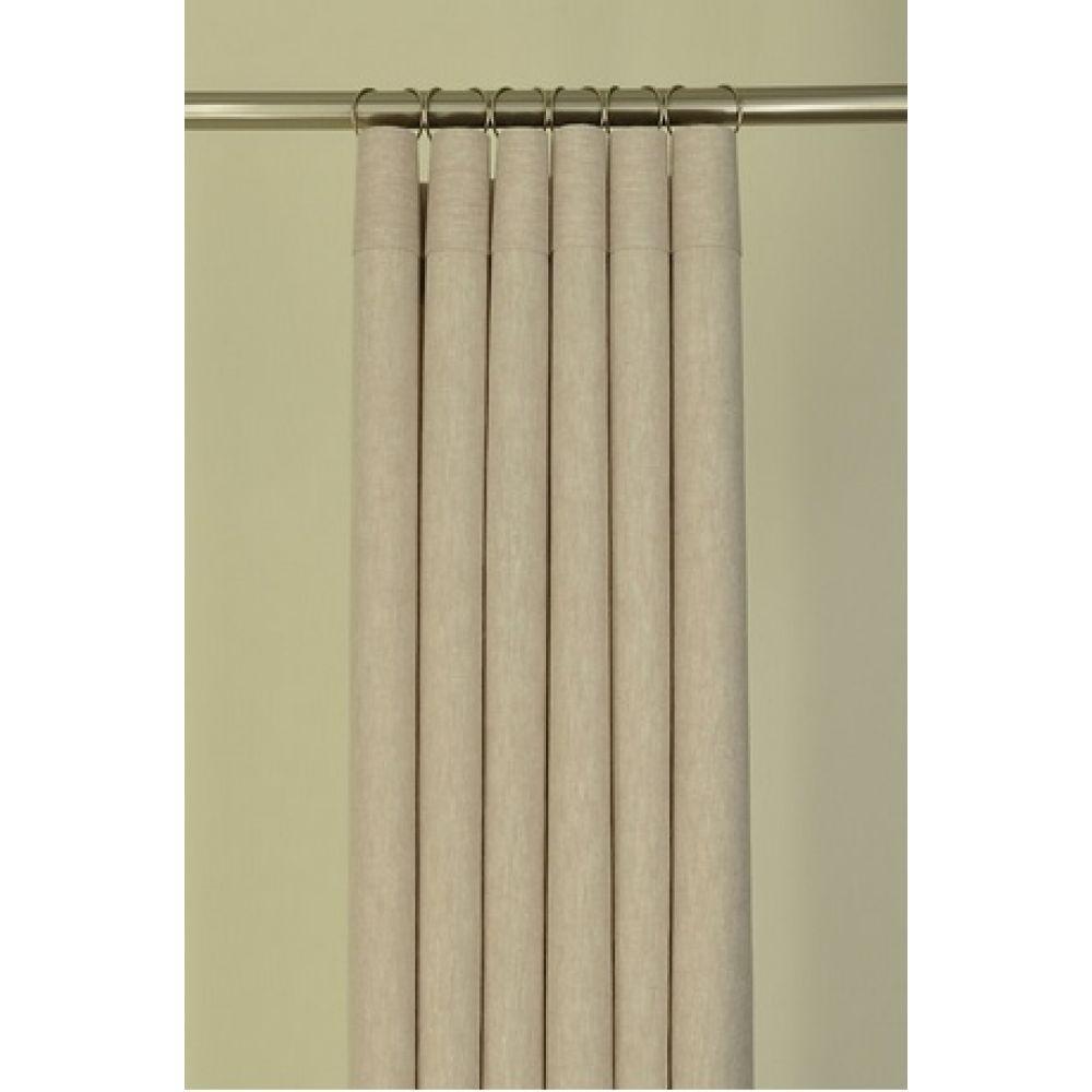 Duschvorhang Textil Linolux Leinen Baumwolle Natur In Vielen