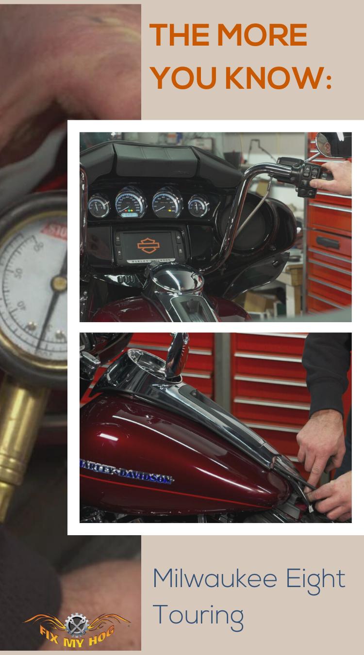 Pin On Harley Maintenance Touring
