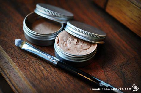 Haz tu propio corrector curativo  – Maquillaje