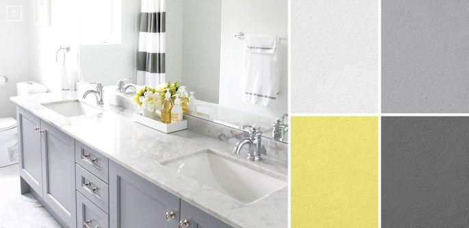 Bathroom Color Ideas Palette And Paint Schemes Bathroom Colors - Atlas bathroom remodel