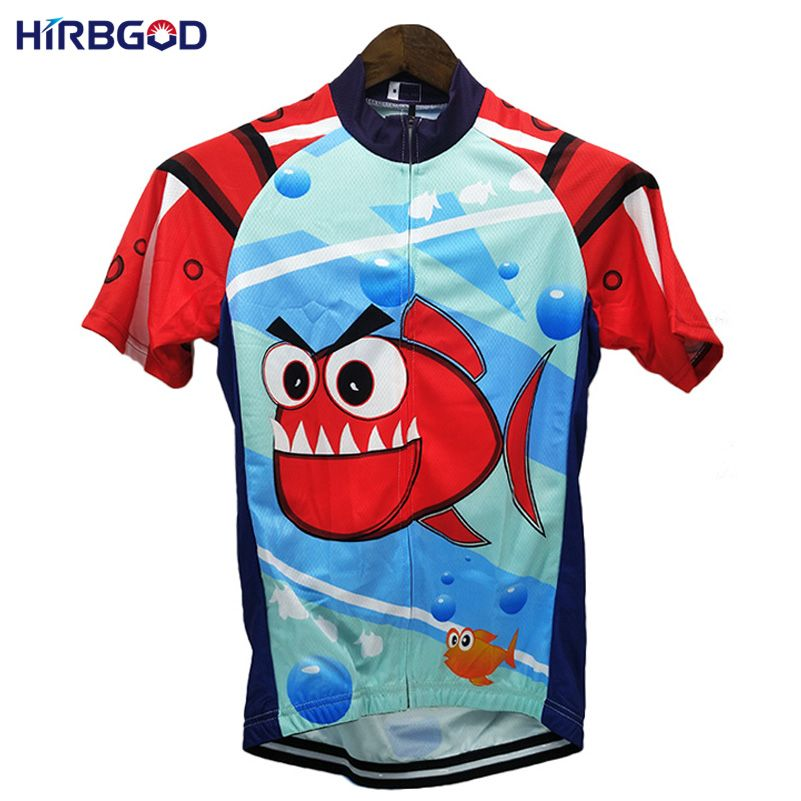 HIRBGOD 2017 New short sleeve animal cycling jerseys mens summer breathable cycling  clothing cartoon bike jersey shirtsHI189 - - AliExpress Affiliate s ... f3b80bc75