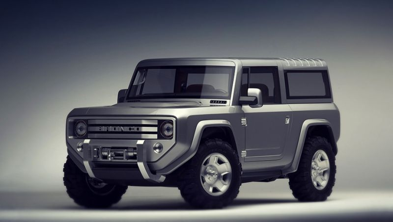 2019 Ford Bronco Is Confirmed For The Next Year Ford Bronco