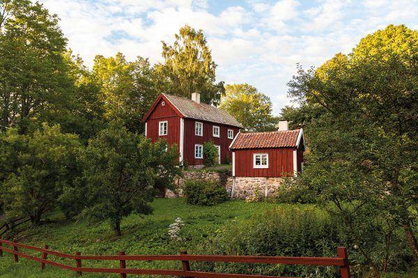 Rotes Schwedenhaus in 2020 (mit Bildern) Schwedenhaus