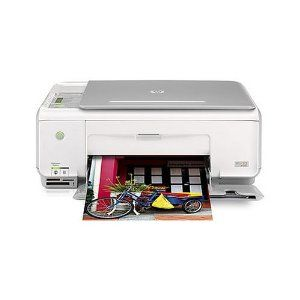Hp Photosmart C3180 All In One Printer Scanner And Copier