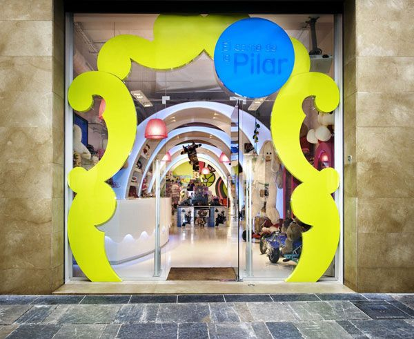 Nice Pilaru0027s Story Toyshop Design By Elia Felices Description From Designers :  U201cPilaru0027s Story, Located In Mataró (Barcelona), Is A Retail Outlet For All Pictures Gallery
