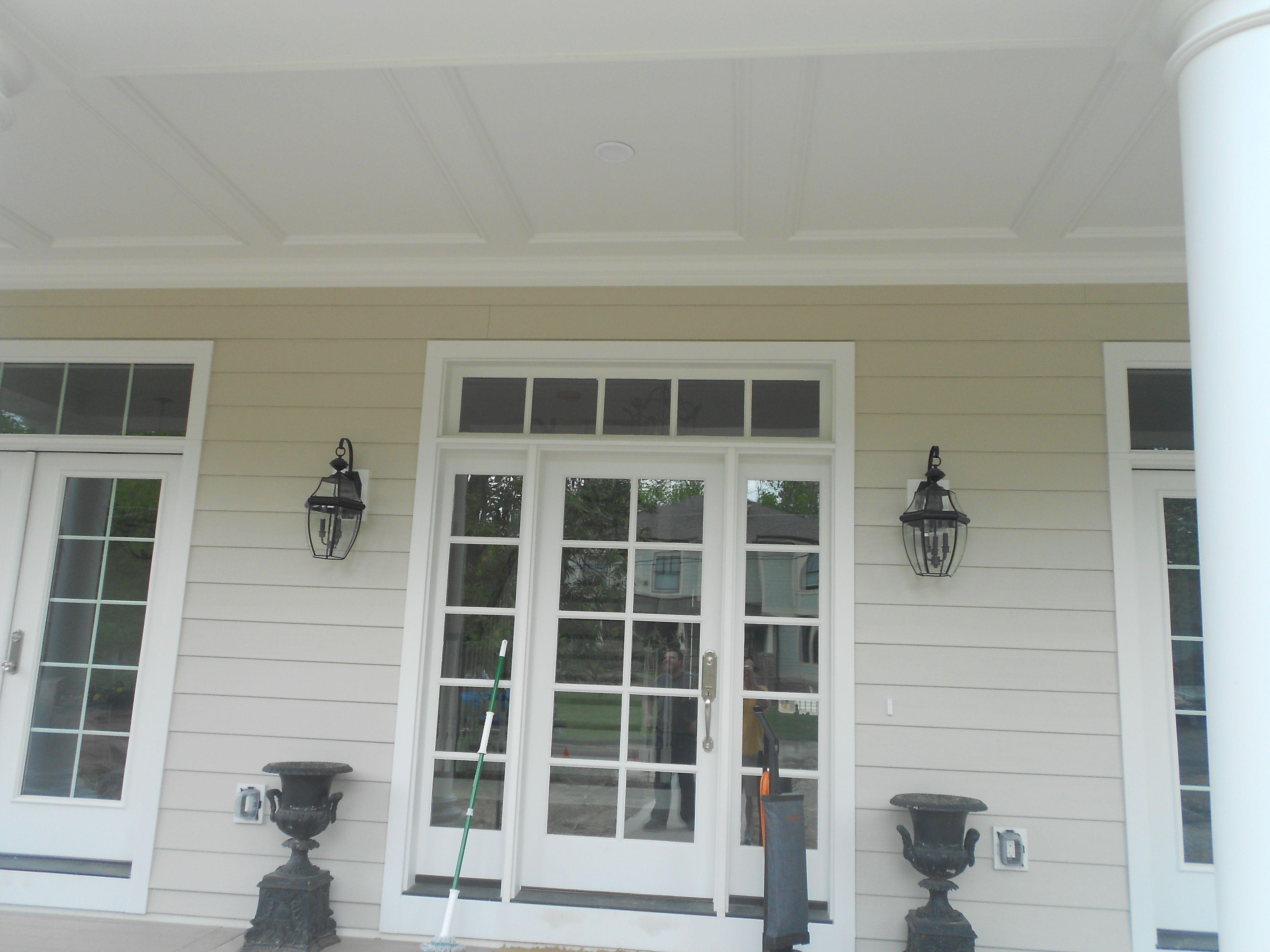 Siding Express White Exterior Houses Hardy Plank Siding James