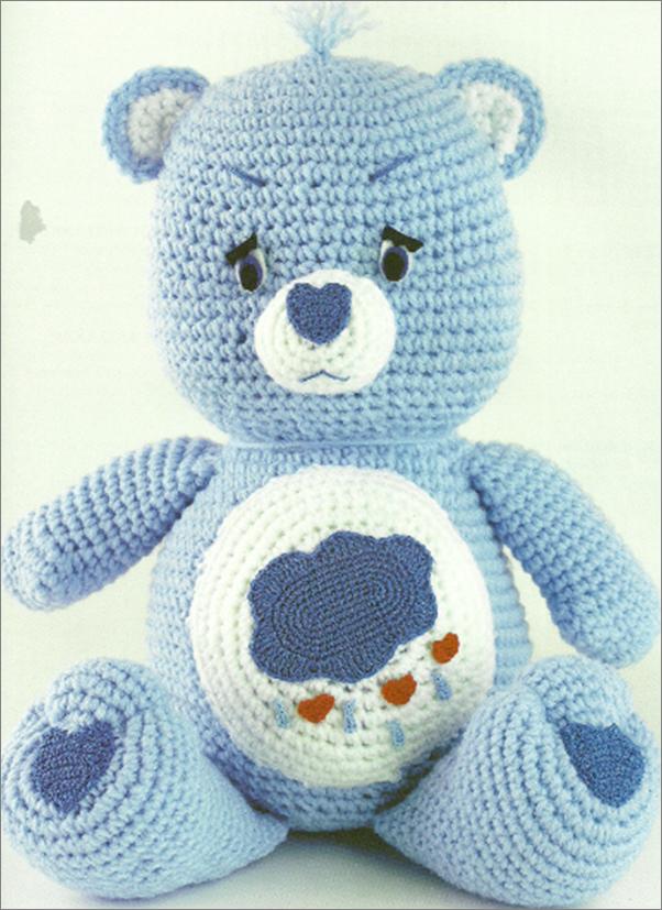Care Bears Crochet Patterns Classic Care Bears Pinterest Care