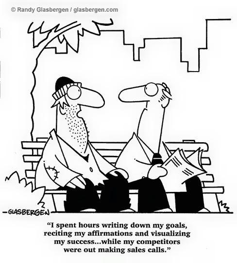 Funny salesman goals | Social media humor, Workplace humor, Work humor
