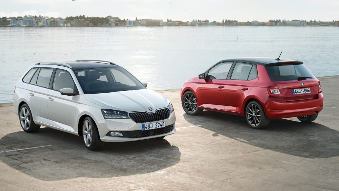 Awesome Review Skoda Fabia Wagon 2019 Australia And Images And View Di 2020