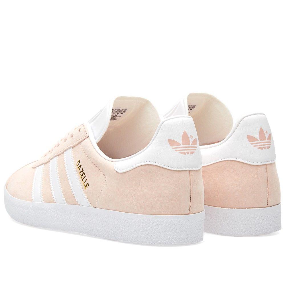 adidas gazelle pink women nz