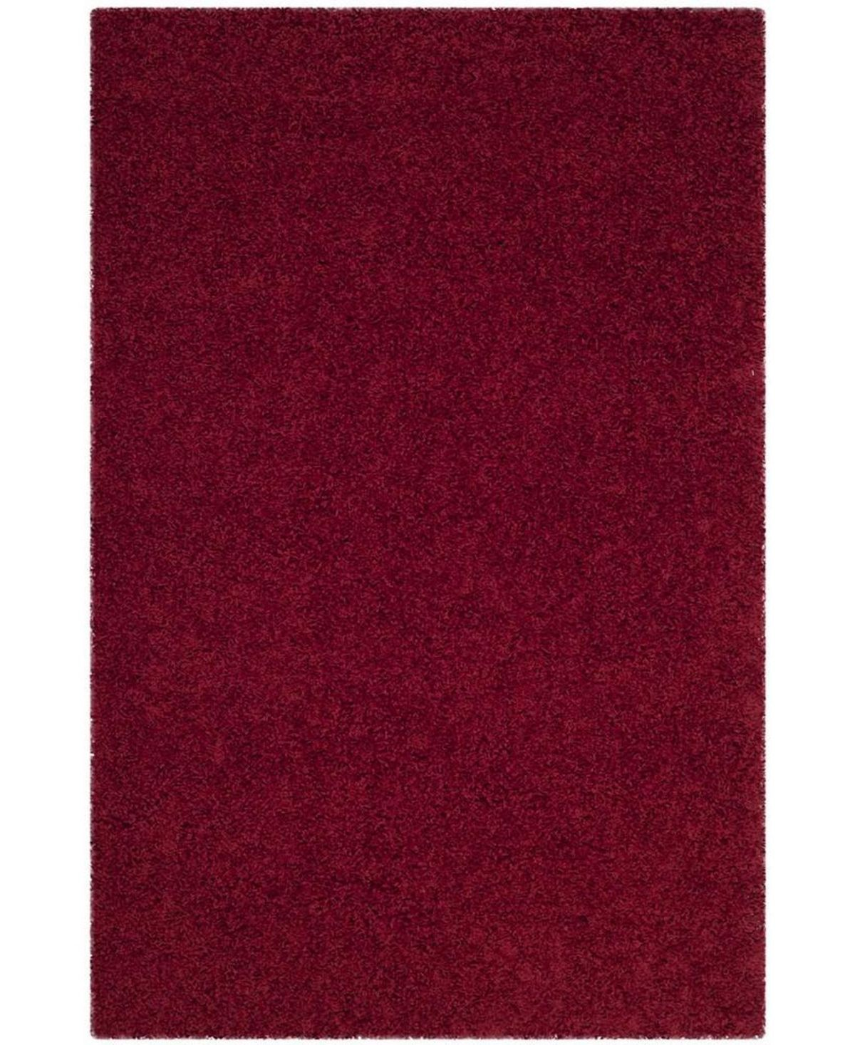 Safavieh Athens Red 5 1 X 7 6 Area Rug Reviews Rugs Macy S