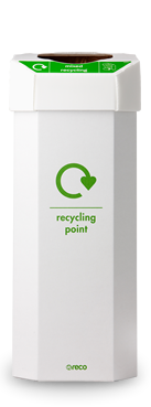 Office Recycling Bins at Green Warehouse