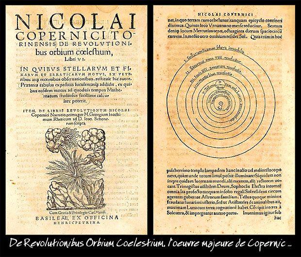 Resultado de imagen de De Revolutionibus Orbium Coelestium