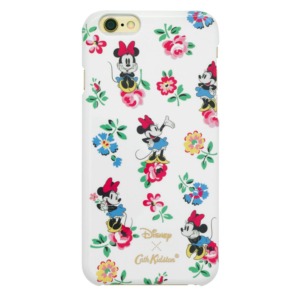 innovative design 4a1af 703da Minnie Linen Sprig iPhone 7 Case | Disney View All | CathKidston ...