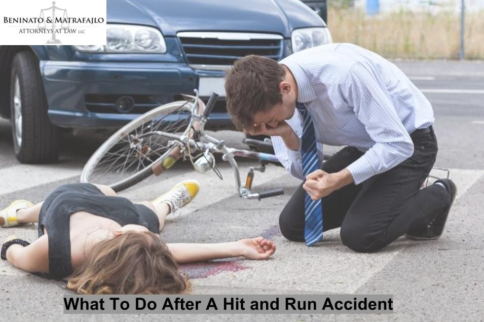 What To Do After A Hit and Run Accident Personal injury