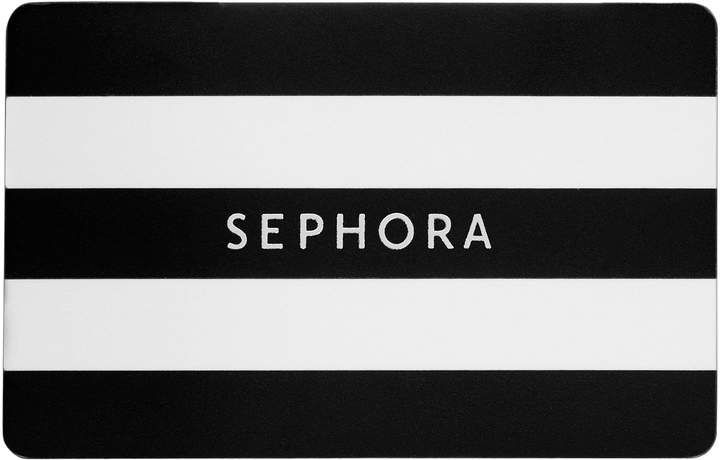 Sephora collection collection gift card in 2020