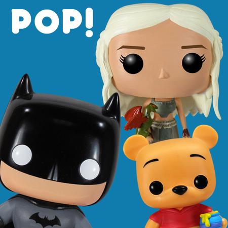 Minha coleção de toys da linha Pop!, da Funko. - Blog da Mari Sanches
