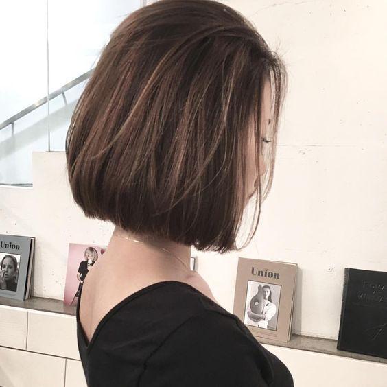 50 schicke und trendige Straight Bob-Frisuren und Farben, die besonders aussehen - New Ideas