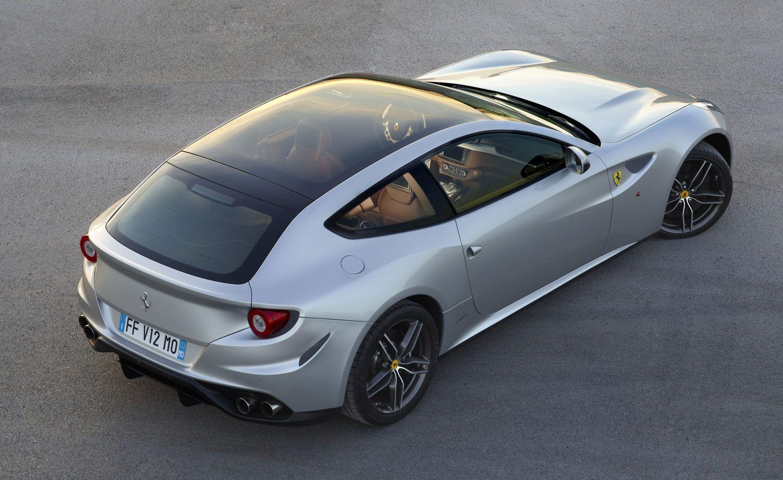 Ferrari Thinks Big With Its Flagship FF