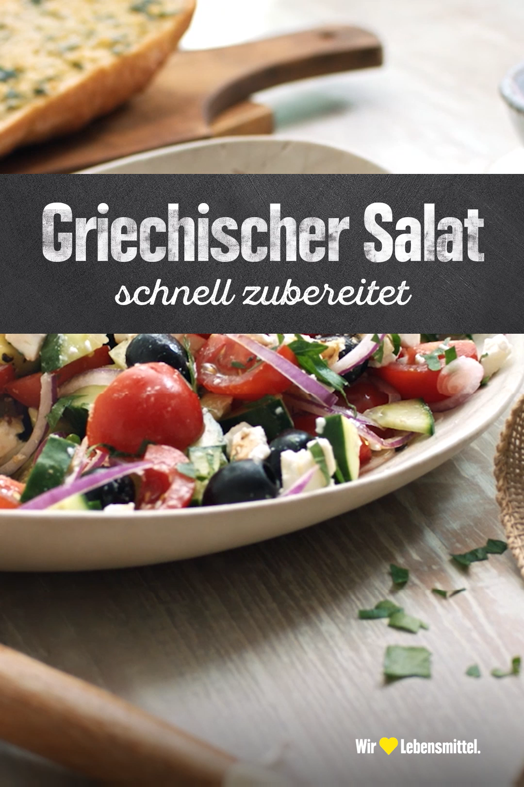Griechischer Salat