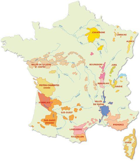 région viticole française