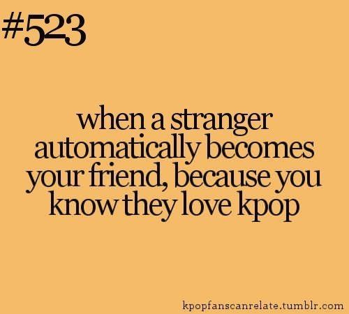 So True And Funny Kpop Fans Can Relate Quote About Suddenly