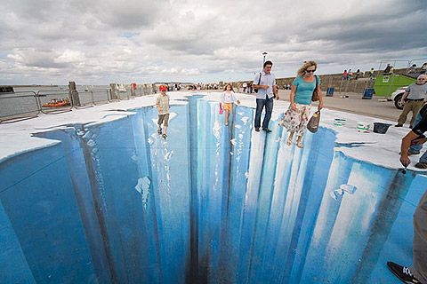 17 Best images about Forced Perspective...and 3D Art on Pinterest ...