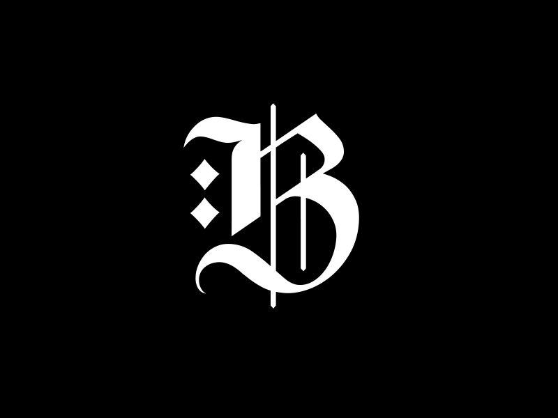 42++ Letter b logo dribbble ideas